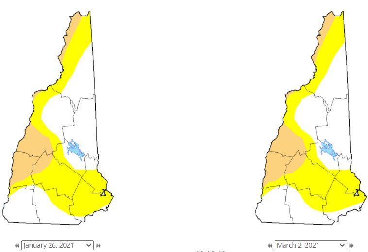 NH Drought